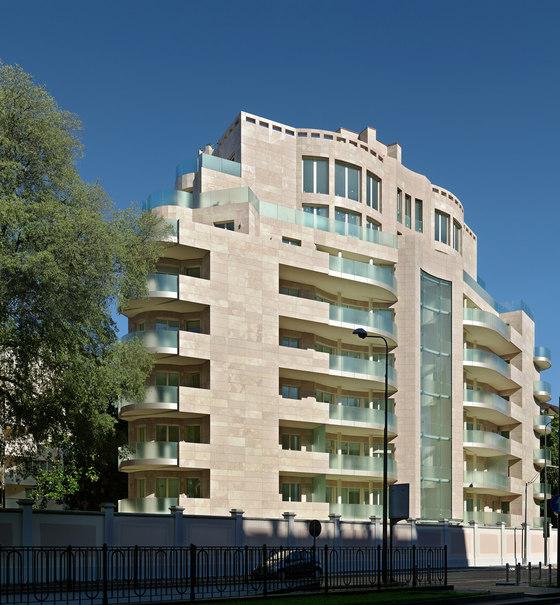 """Palazzo Venezia"" by AMA - ALBERA MONTI & ASSOCIATI | Apartment blocks"