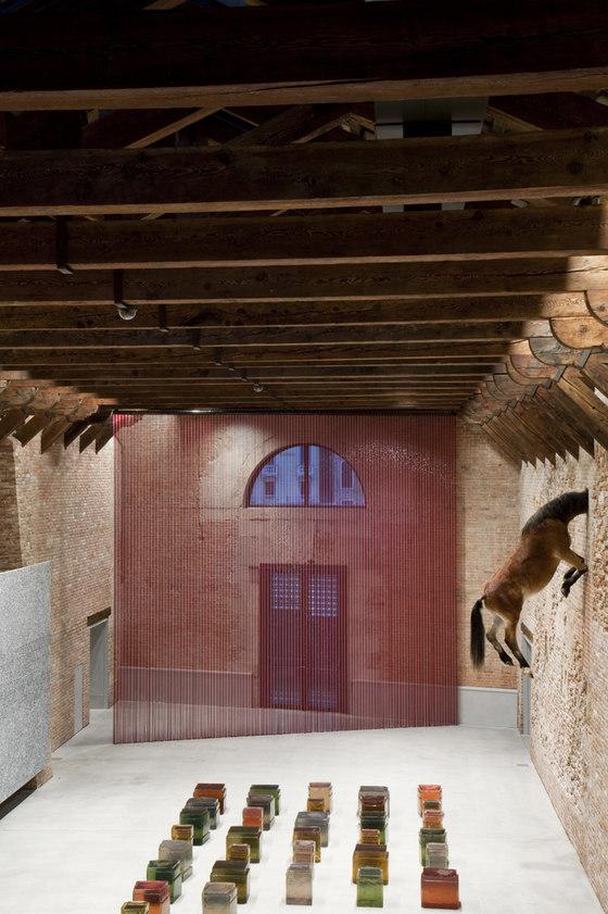Ferrara Palladino | Light Engineering Design-Museum Punta della Dogana