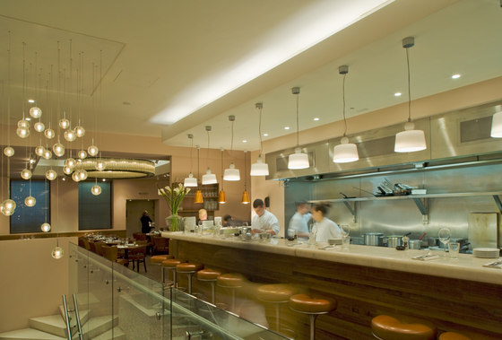 Restaurant Bocca di Lupo by Mindseye | Restaurant interiors