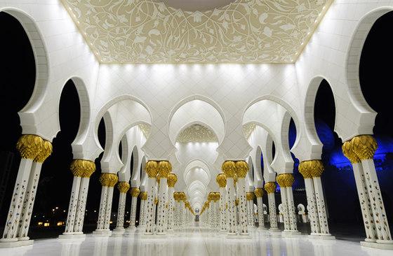 Speirs + Major-Sheikh Zayed Bin Sultan Al Nahyan Mosque