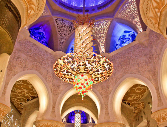 Sheikh Zayed Bin Sultan Al Nahyan Mosque By Speirs Major