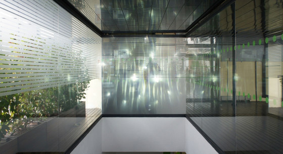 Light/Texture/Motion at Casa Encendida de LDC | Lighting Design Collective | Musées