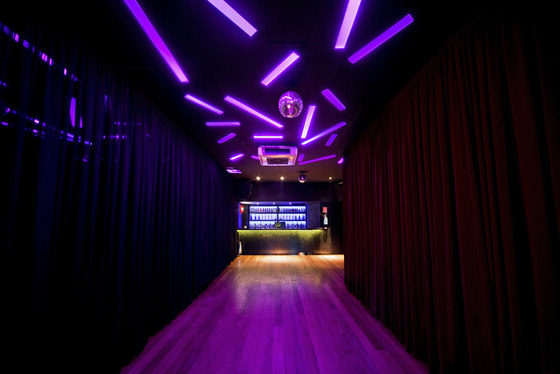 Cartel Club by Acenda | Club interiors