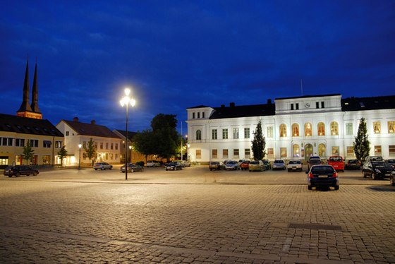 Växjö Kommun de Olsson & Linder | Plazas