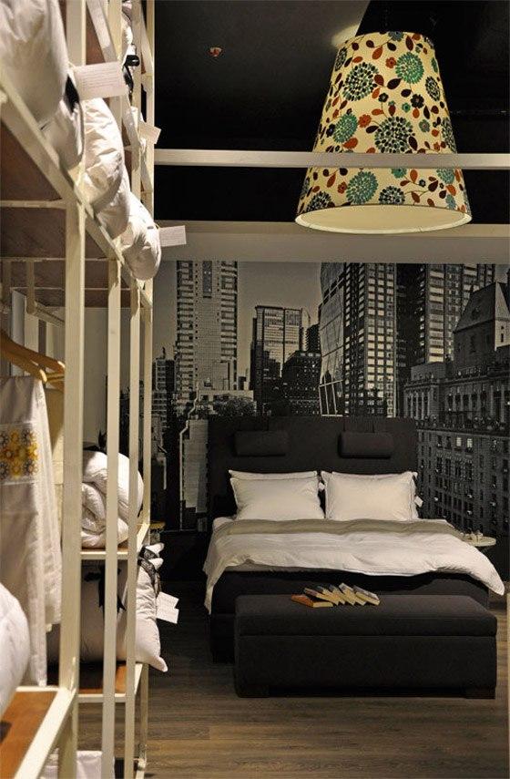 White & Soft de Gotwob | Intérieurs de magasin