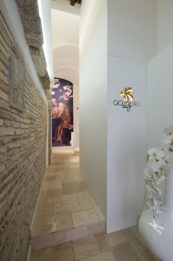 Dornbracht reference projects-Gigli d'Oro Suite