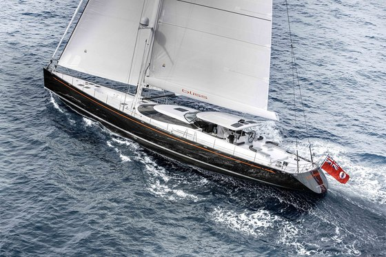 Dornbracht reference projects-Sailing Yacht Bliss