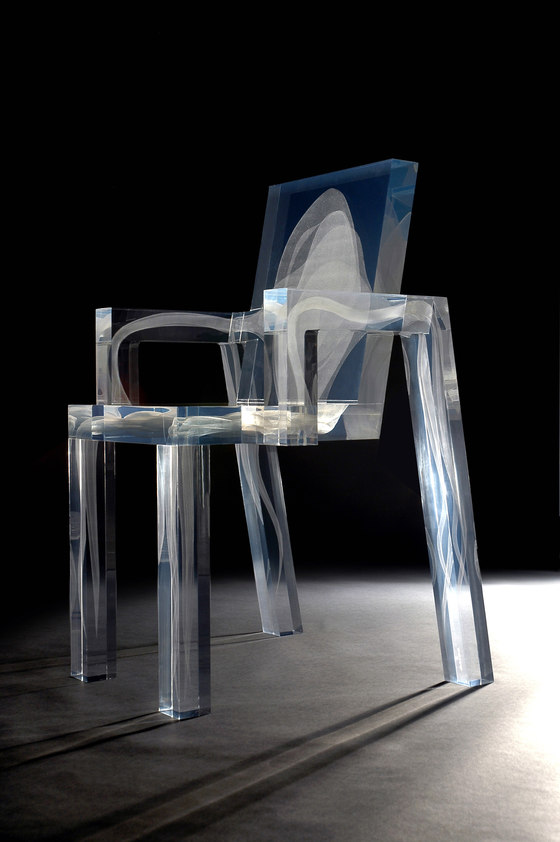 Ghost Chair by Studio DRIFT | Short runs