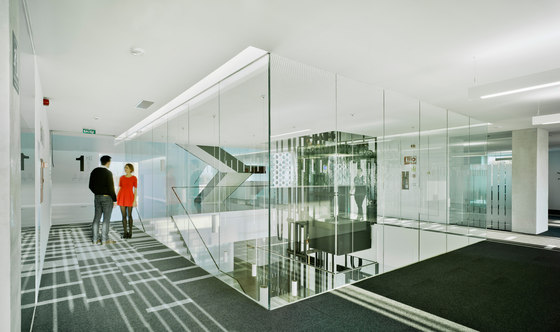 FEDA Confederation of Employers of Albacete Headquarters by Cor Asociados Arquitectos | Office buildings