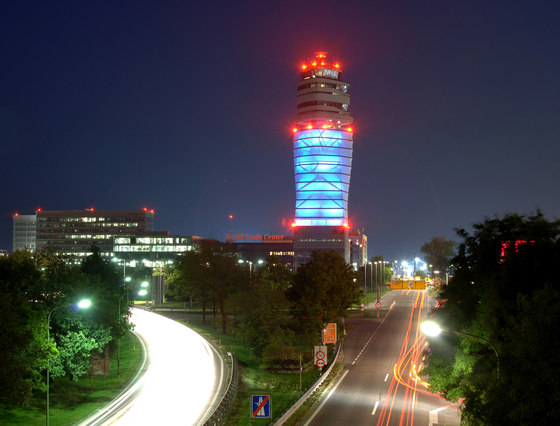 Airport tower Wien by Zechner & Zechner ZT GmbH | Airports