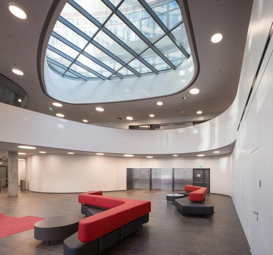 Headquarters for Austrian Federal Railways (ÖBB) by Zechner & Zechner ZT GmbH | Office buildings