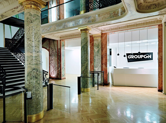 Groupon GmbH by WINI Büromöbel | Manufacturer references