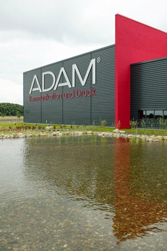 Adam Nord GmbH von WINI Büromöbel   Herstellerreferenzen