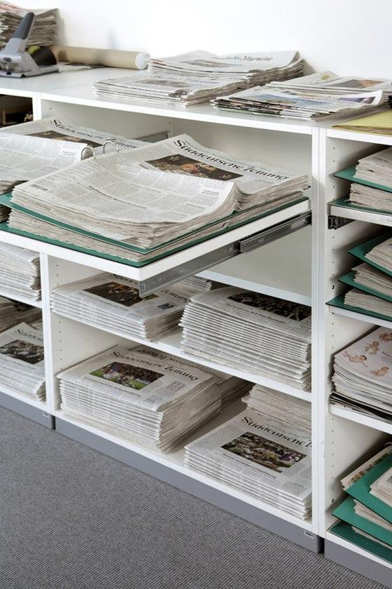 Süddeutscher Verlag by WINI Büromöbel | Manufacturer references