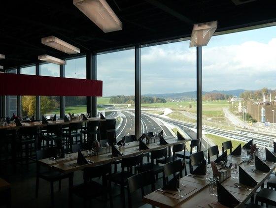 Hotz Partner AG-autobahnraststätte 'my stop'