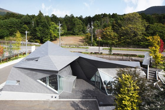 Karuizawa Museum Complex by Yasui Hideo Atelier | Office buildings