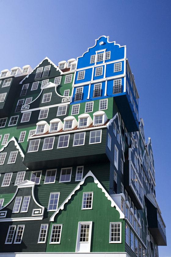 Inntel Hotel Amsterdam-Zaandam di WAM architecten | Alberghi