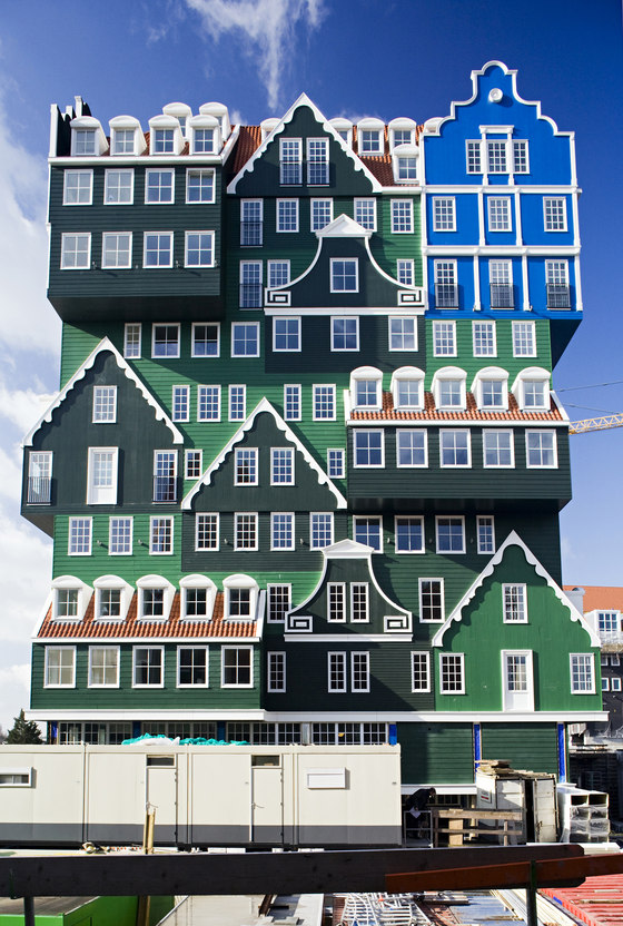 Inntel hotel amsterdam zaandam by wam architecten hotels for Design consultancy amsterdam
