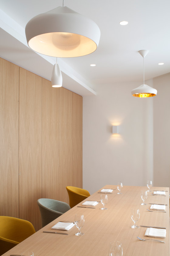 Seasons Restaurant di Marset | Manufacturer references