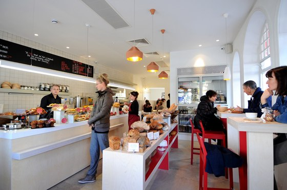 MARSET reference projects-Gail's Bread Bakery