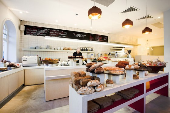 Gail's Bread Bakery di Marset | Manufacturer references