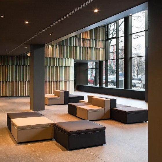 Sana Hotel Berlin de Marset | Manufacturer references