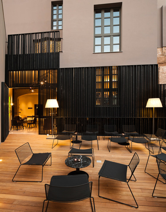 Caro Hotel by Marset | Manufacturer references