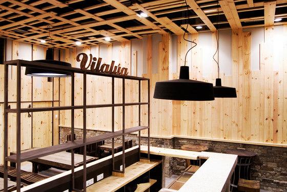 Vilalúa Restaurant by Marset | Manufacturer references