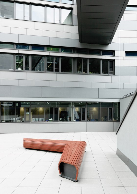Office building Südwestrundfunk de Rieder | Manufacturer references