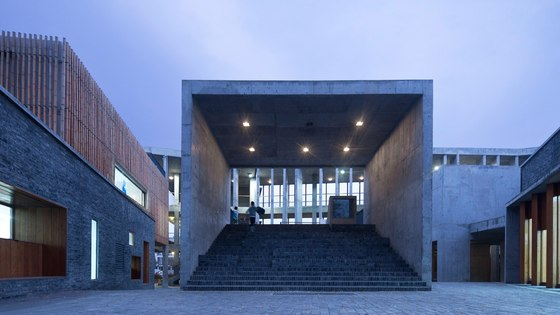 Trace Architecture Office (TAO)-XiaoQuan Ethnic Elementary School