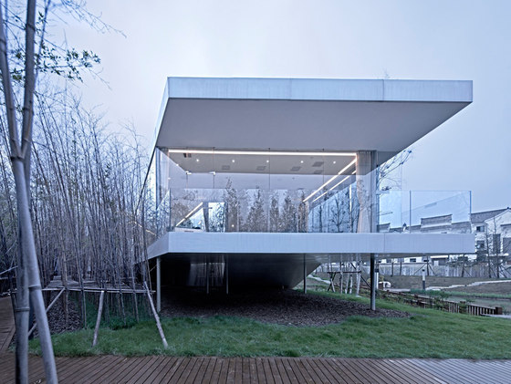 Trace Architecture Office (TAO)-Riverside Clubhouse