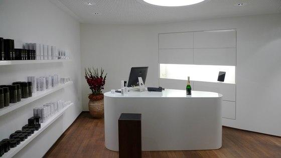 Georg Bechter-Hairdresser's shop Innfeld