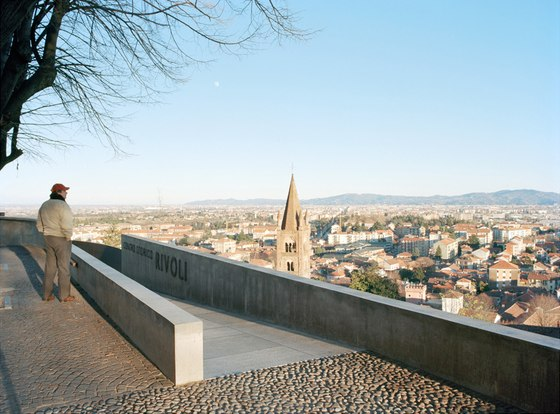 Atelier Hubmann • Vass, Architekten ZT-La Ronde: A New Path to the Castello di Rivoli
