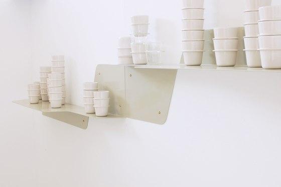 Shelf TWIRL de Uli Budde | Series reducidas