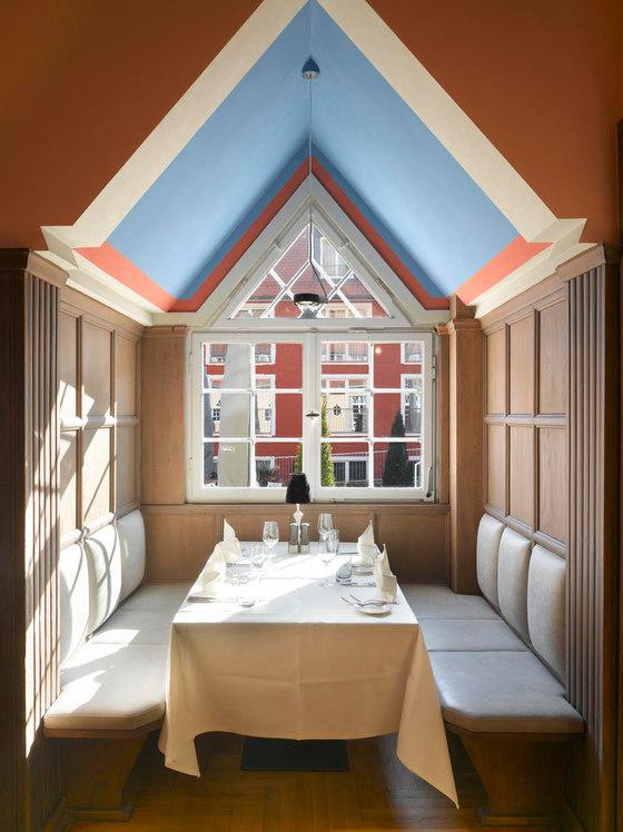 "4 Sterne Privathotel ""Waldhotel Stuttgart"" de Behncke Architects | Diseño de hoteles"