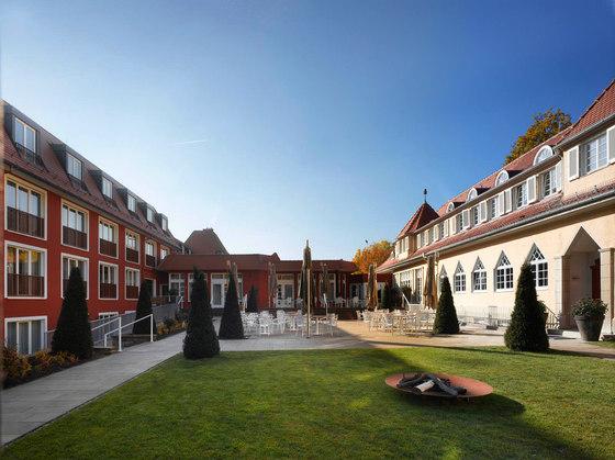 "Behncke Architects-4 Sterne Privathotel ""Waldhotel Stuttgart"""