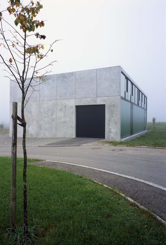 House Bold di Thomas Bendel Architekt | Case unifamiliari
