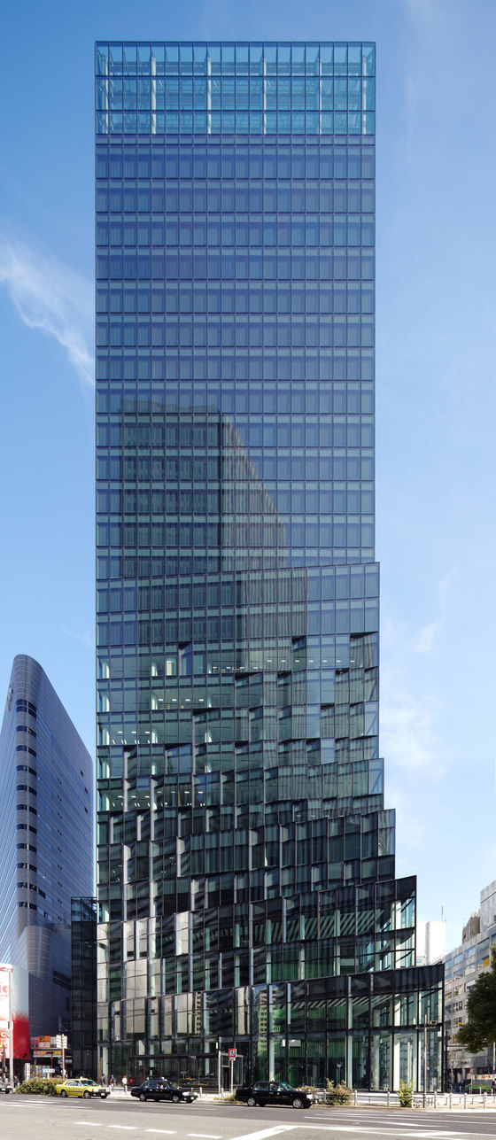 Dominique Perrault Architecture-Fukoku Tower