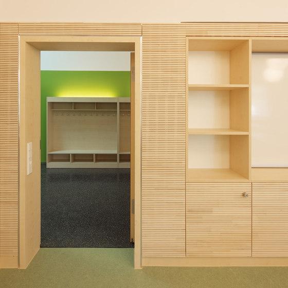 ramona buxbaum architekten-Schule am Kiefernwäldchen