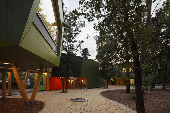 Schule am Kiefernwäldchen by ramona buxbaum architekten | Schools