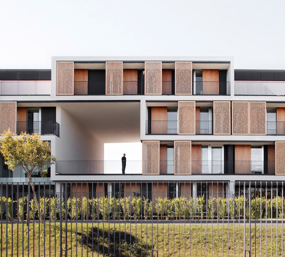 Apartment Definition: Milanofiori Residential Complex By OBR Open Building