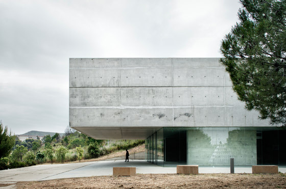 Pythagoras Museum by OBR Open Building Research | Museums