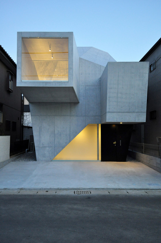 House in Abiko di Fuse-Atelier | Case unifamiliari