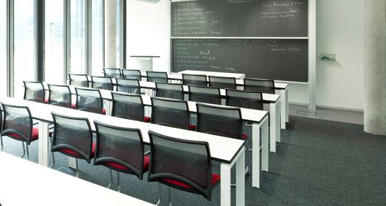 Universität Saarland von PALMBERG | Herstellerreferenzen