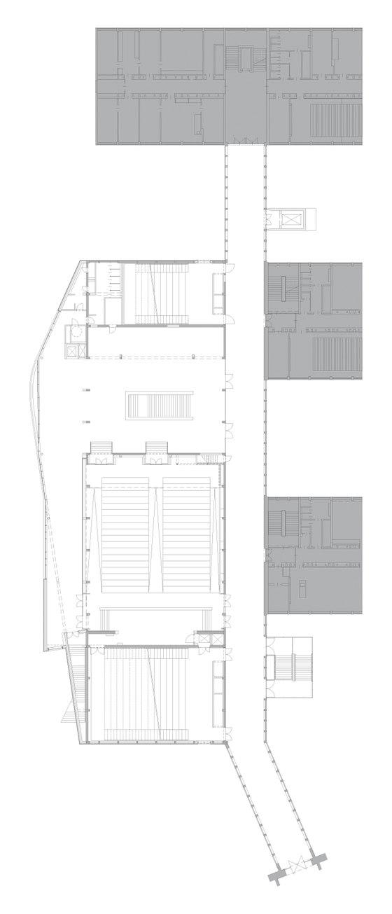 Montanuniversität Leoben di Gangoly & Kristiner Architekten ZT GmbH | Università