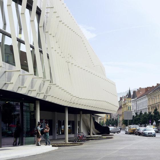Montanuniversität Leoben de Gangoly & Kristiner Architekten ZT GmbH | Universidades