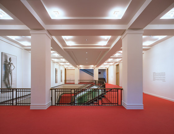 Carpet Concept reference projects-Helmut Newton Foundation