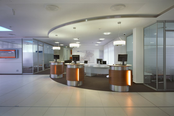 New Interior Design Of The VR Bank Main Kinzig EG By