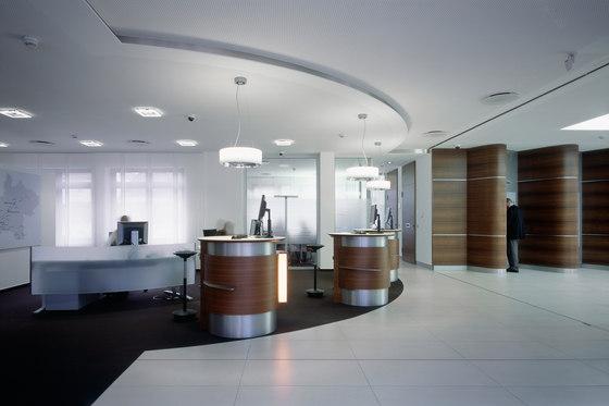 New Interior Design Of The VR Bank Main Kinzig EG By Carpet