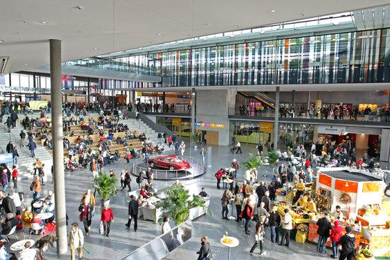 Neue Messe Stuttgart von Carpet Concept   Herstellerreferenzen